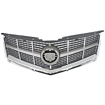 Grille Assembly - Gray Shell and Insert
