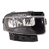 Fog Light Assembly - Passenger Side