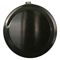 Driver or Passenger Side Fog Light Cover, Black