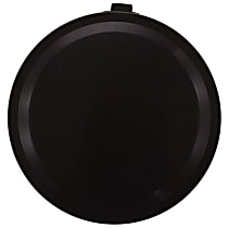 CAPA Certified Driver or Passenger Side Fog Light Cover, Black