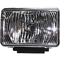 Fog Light - Driver or Passenger Side, Lens and Housing, without Xtreme Edition Package