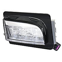 Driver Side Driving Light - With SML