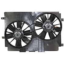 OE Replacement Radiator Fan - Fits 5.7L