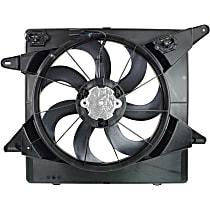OE Replacement Radiator Fan - Fits 3.0L/3.6L