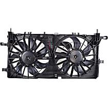 OE Replacement Radiator Fan - Fits 3.9L