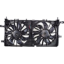 OE Replacement Radiator Fan - Fits 3.9L