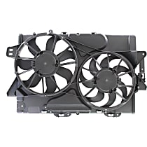 Radiator Fan Assembly, 3.4L Eng., Vehicles Prod. Date From 11/12/2007