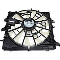 OE Replacement Radiator Fan - 2.0/3.6L Eng, Exc. V Models, Standard Duty