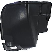 Fender Liner - Front, Driver Side, Pulley Splash Shield