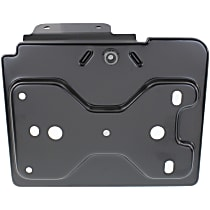 Replacement REPC251307 Battery Tray - Polished, Steel, Direct Fit, Sold individually