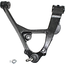 Control Arm with Ball Joint Front Lower, Passenger Side, For Models with Forged Arm & Front Torsion Bar