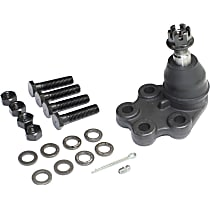 Ball Joint Front Lower Driver or Passenger Side, For RWD