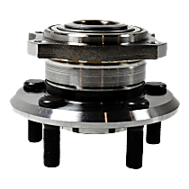 Wheel Hub With Ball Bearing - Sold individually Rear, Driver or Passenger Side Front or Rear, Driver or Passenger Side