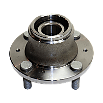 Rear Wheel Hub Bearing Assembly Driver or Passenger Side, For Non-ABS