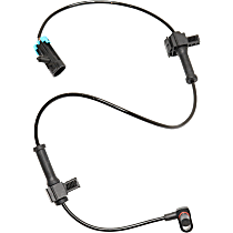 Rear, Driver or Passenger Side ABS Speed Sensor - Sold individually