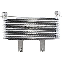 Transmission Oil Cooler - With Allison 5-Spd, Auxiliary, 13x5 in core