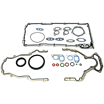 Replacement REPC313401 Lower Engine Gasket Set - Set