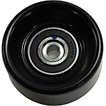 Replacement REPC313813 Accessory Belt Idler Pulley - Direct Fit, Sold individually