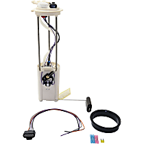 Fuel Pump with 2 Electrical Connectors - For Module Code TCF