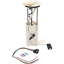 Fuel Pump - with Fuel Sending Unit, without Pressure Sensor, 2-Door Model