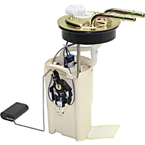 Electric Fuel Pump With Fuel Sending Unit, Without Pressure Sensor, Except FLEX fuel & Export