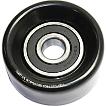 Replacement REPC317403 Accessory Belt Idler Pulley - Direct Fit, Sold individually
