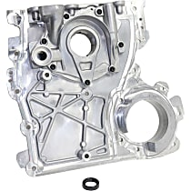 Replacement REPC380311 Timing Cover - Aluminum, 1-Piece, Direct Fit, Sold individually