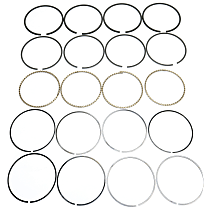 Replacement REPC381403 Piston Ring Set - Direct Fit, Set