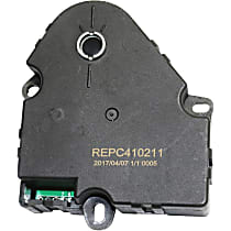 HVAC Heater Blend Door Actuator, 3-pin, For Air Inlet