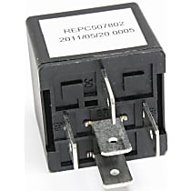 Relay - Multi-purpose relay, Direct Fit, Sold individually