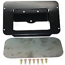 Tailgate Handle Relocator - Direct Fit