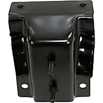 Bumper Bracket - Rear, Driver or Passenger Side, Inner