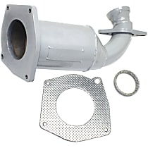 Front Radiator Side Catalytic Converter For Models with 2.7L Eng 46-State Legal (Cannot ship to CA, CO, NY or ME)