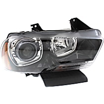 Headlight - Passenger Side, HID/Xenon, With Bulb(s)