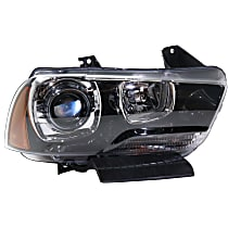 Headlight - Passenger Side, HID/Xenon, With Bulb(s), CAPA Certified