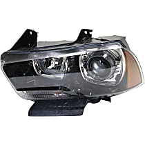 Headlight - Driver Side, HID/Xenon, With Bulb(s)