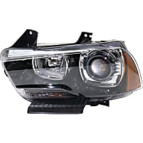 Headlight - Driver Side, HID/Xenon, With Bulb(s), CAPA Certified