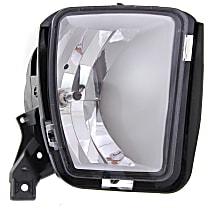Fog Light - Passenger Side, CAPA Certified