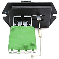 Blower Motor Resistor Front