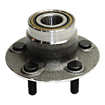 Rear Wheel Hub Bearing Assembly Driver or Passenger Side For FWD Models Non-ABS