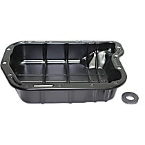 Replacement REPD318601 Transmission Pan - Direct Fit, Sold individually