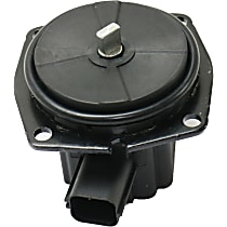 Replacement Intake Manifold Runner Valve - Direct Fit, Rectangular Connector Shape