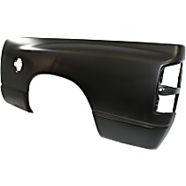 Fender - Rear, Driver Side