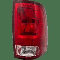 Passenger Side Halogen Tail Light, With bulb(s) - Standard Type