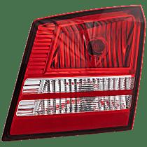 Models w/o LED Lights - Passenger Side, Inner Tail Light, With bulb(s)