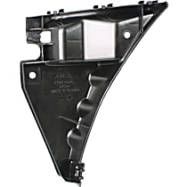 Front, Driver Side Bumper Retainer