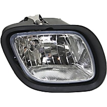 Fog Light Assembly - Passenger Side, with Daytime Running Light