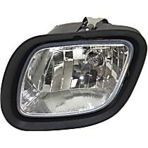 Fog Light Assembly - Driver Side, with Daytime Running Light