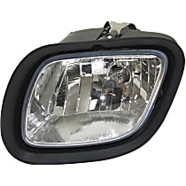 Fog Light Assembly - Driver Side, with Daytime Running Light