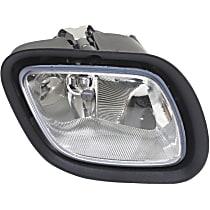 Fog Light Assembly - Passenger Side, without Daytime Running Light